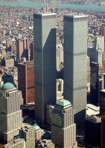 World Trade Center twin towers - New York City