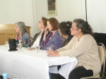 RWS Panel - Cynthia Giles, Rachel Pollack, Mary Greer, Melinda Parsons, Holly Voley