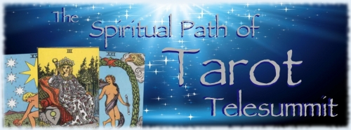Spiritual Path of Tarot Telsummit Fuzzy Border